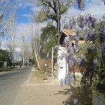 Camino de entrada a Tikay Killa