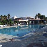 Tigaki΄s Star Hotel  - pool
