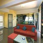 Villa 11. Living Room