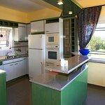 Villa 11 Kitchen