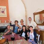Wine tasting and tour at the Tenuta Coleveccio winery