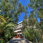 Apollonia Beach Resort & Spa Entrance