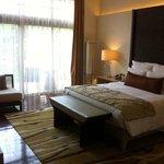 villa master room