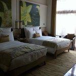villa second room