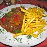 Zigeuner schnitzel