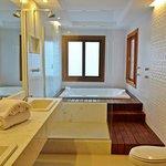 Banheiro quarto VIP