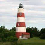 Light House on Sapelo Island