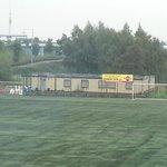 Sir Alex Ferguson park