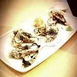Roast Eel Tempura Sushi Roll