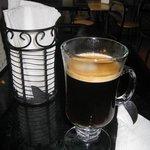 a nice coffee