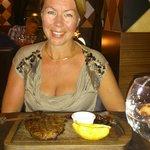 Huge Steak like in America