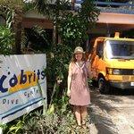 Cabrits Dive Shop, Dominica