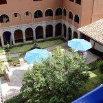 Courtyard, Casa Andina Hotel, Cusco, Lima