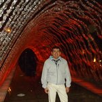 parque de las aguas...el tunel de agua