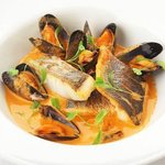 Fish stew from our specials