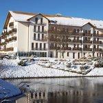 Maibrunn im Winter