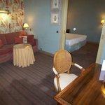 Suite 306 sitting room