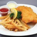 Papa Spiro's Homemade Fish n Chips