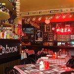 Casa Calzone Dining Room