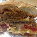 BEST Italian Veal Sandwich in Markham!