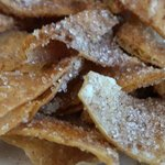 Sweet Nachos to go with your coffee with dessert