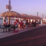 Dockside dining at Yiannis