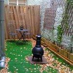 our little garden