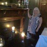 beautiful romantic dinig room