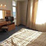 De Lux Zimmer mit Balkon