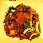 Chicken tikka chili garlic
