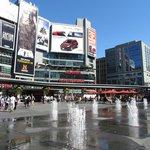 "Toronto's ""Time Square""/"