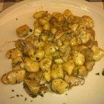 gnocchi con porcini e tartufo