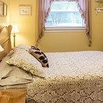 The White Birch Bedroom