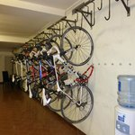 Bike storage & repair