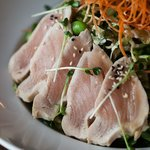 Cortes Island Tuna Salad