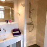 Salle de bains et douche italienne de Moka