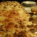 1 metro di pizza