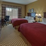 CISCharleston South Double Guest Room