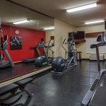 CISCharleston South Fitness Room
