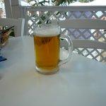Lovel cold beer.