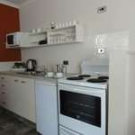 Two bedroom apartment (ground floor) kitchen