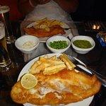 Lounge Bar Fish & Chips