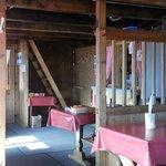 Inside    - Schilthorn Hut