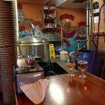 brew area