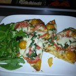 New Margharita Flatbread