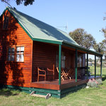 Old Mill Cottage (Located on 8th Tee 150m to beach)