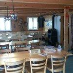 Dining Room Inside   -  Manndlenen