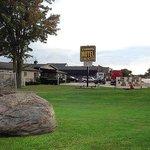 Currys Motel Saginaw Exterior