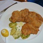 room service - schnitzel