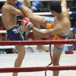 1st round knock out